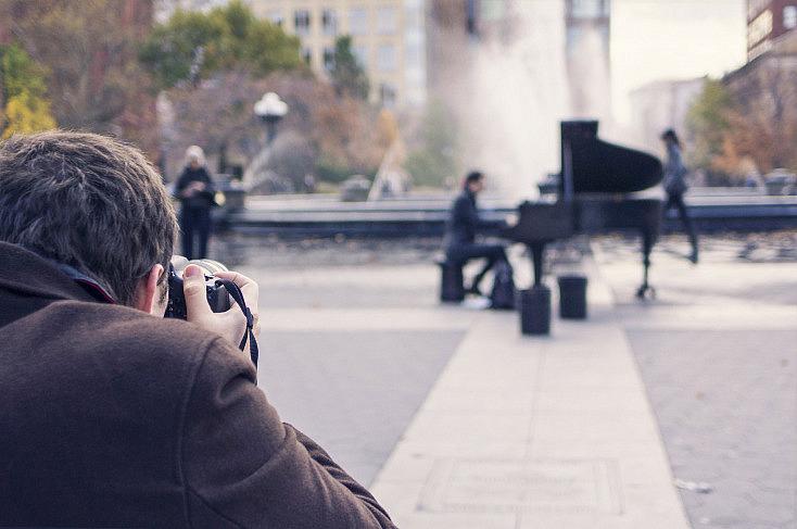 Crear fotografía