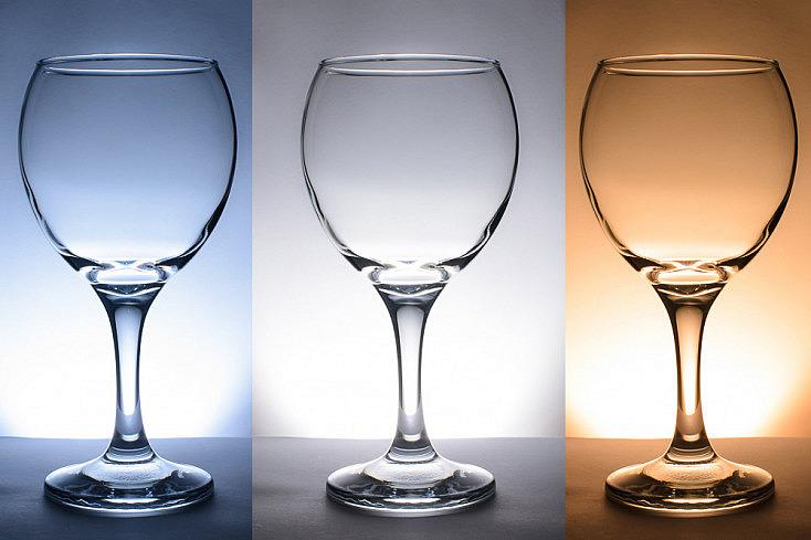 Cómo Fotografiar una Copa de Cristal y Lograr un Resultado Fantástico