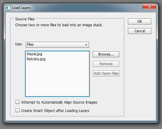 Nota: Yo tengo Photoshop en inglés, por motivos de trabajo, así que las capturas de pantalla están en este idioma.
