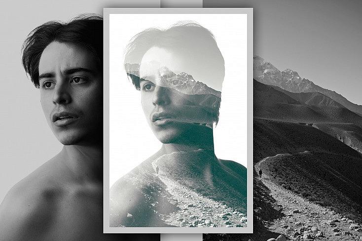 La Doble Exposición, Qué Es y Cómo Podemos Imitarla con Photoshop