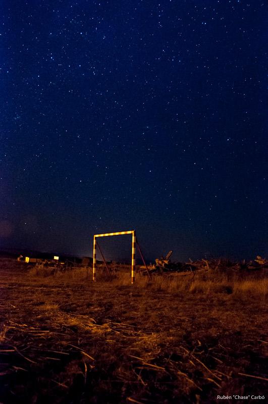 La Vía Láctea - Rubén Chase