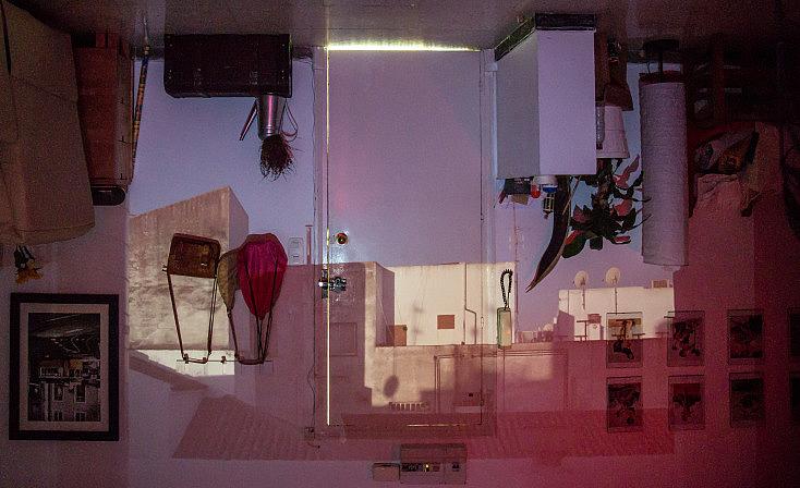 Tu Habitación como Cámara Estenopeica: ¿Quieres Vivir dentro de una Cámara de Fotos?