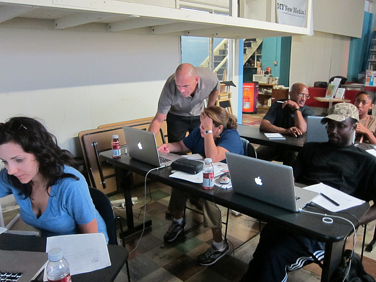 Foto por Media Arts Center, San Diego Digital Gym (licencia CC)