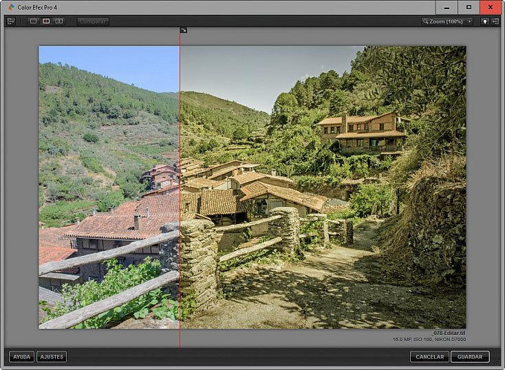 Color Efex Pro 4 - Foto de muestra