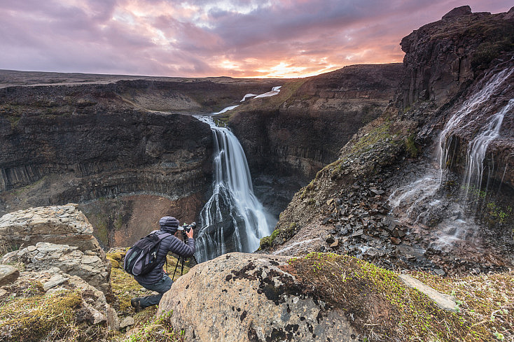 Mis Consejos para que Consigas Fotos de Cascadas Espectaculares