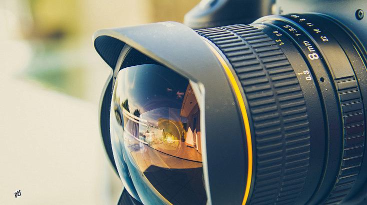 Rokinon 8mm por Peterson Fialho de Carvalh (licencia cc)
