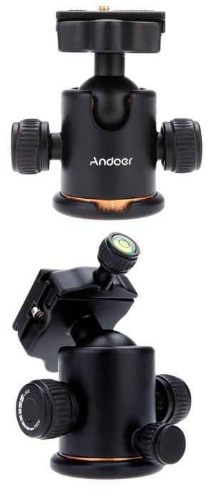 Rótula Andoer - Vistas
