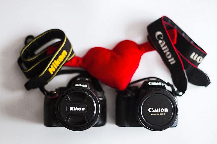 ¿Canon o Nikon? El Eterno Dilema para el Que Tenemos Respuesta