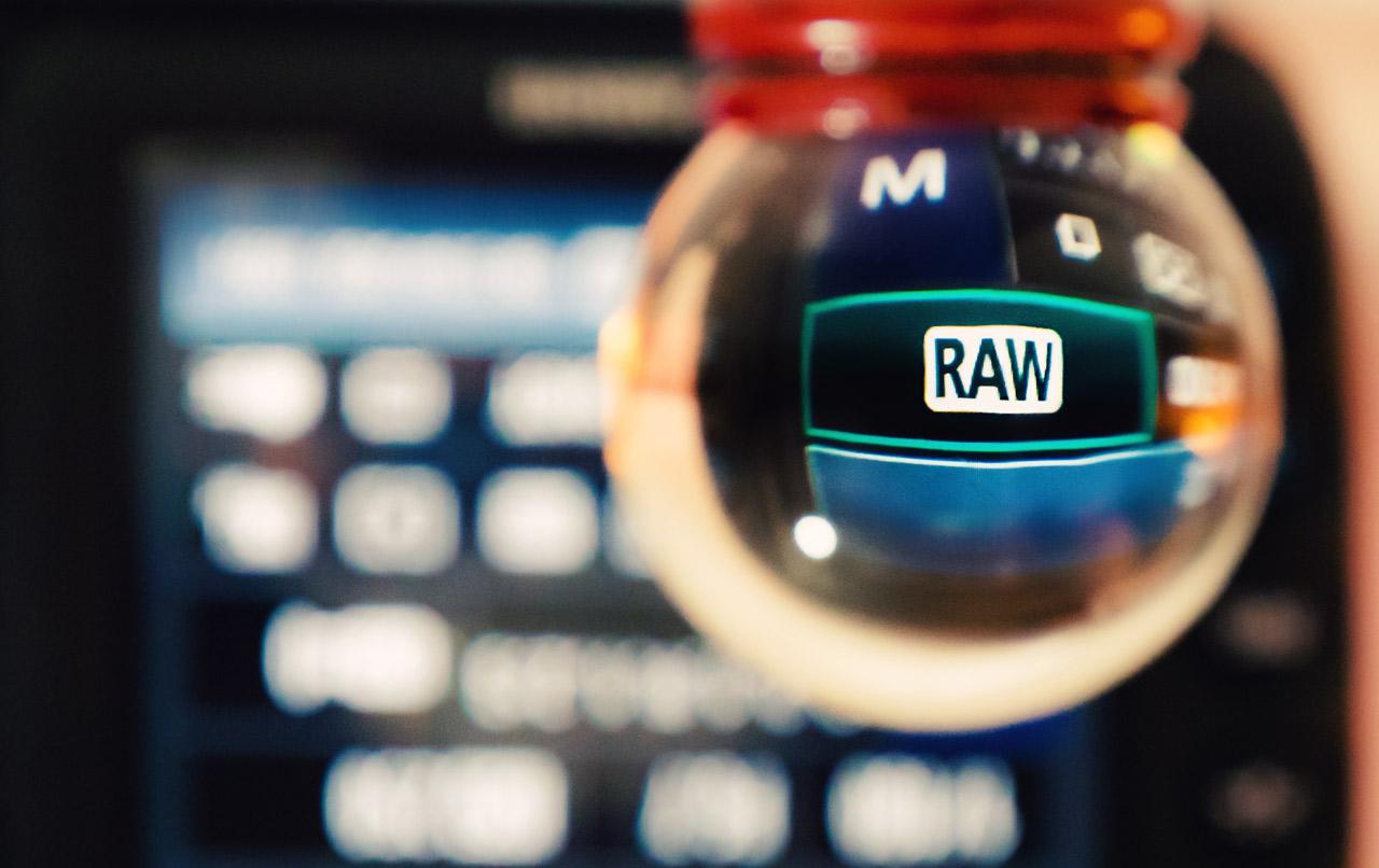 RAW vs JPG: las Pruebas Visuales Incontestables que Te Convencerán