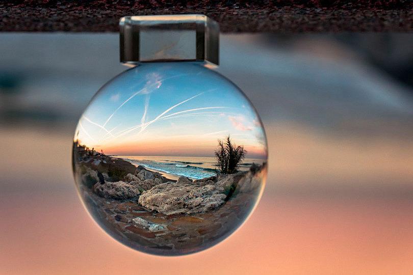 721fe83354 Consigue Fotografías Originales Gracias a Una Bola de Cristal