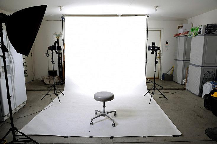 Cómo Montar tu Propio Estudio Fotográfico Casero Lowcost