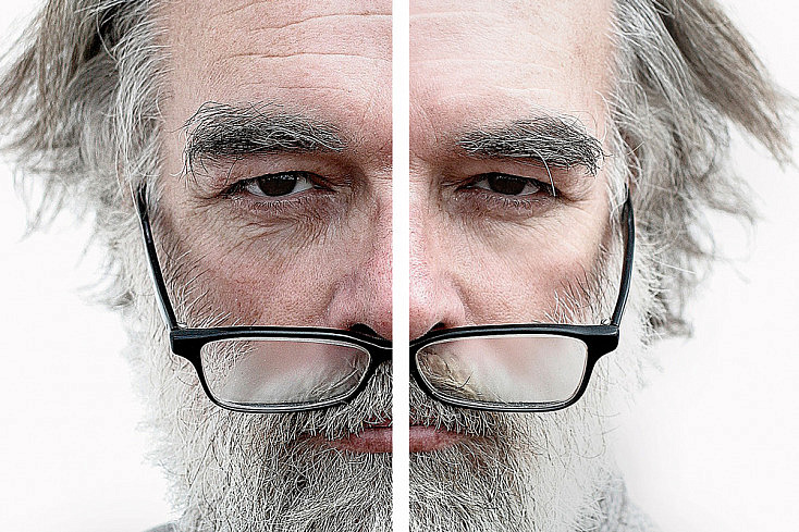 Cómo Utilizar El Pincel Corrector De Photoshop Para Corregir Arrugas De Forma Natural