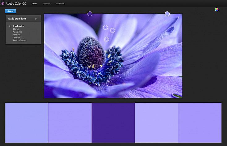 Dale a Tus Fotografías un Mismo Estilo Utilizando Paletas de Colores ...
