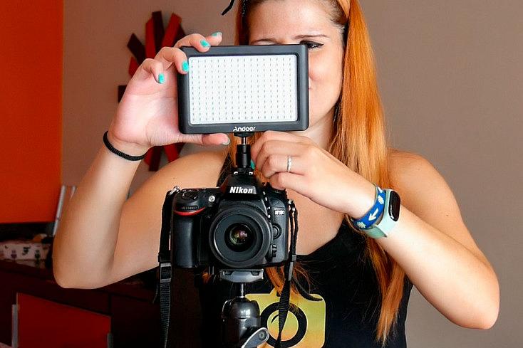 Paneles De Luz Led En Fotografía Ventajas Y Modelos Recomendados