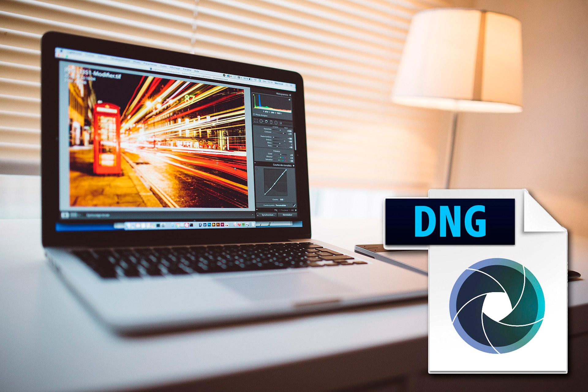 Adobe DNG: Ventajas, Inconvenientes y Mitos y Leyendas