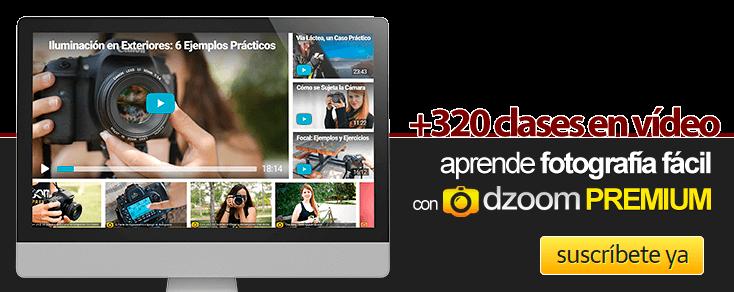 Aprende Fotografía Fácil... con dzoom PREMIUM