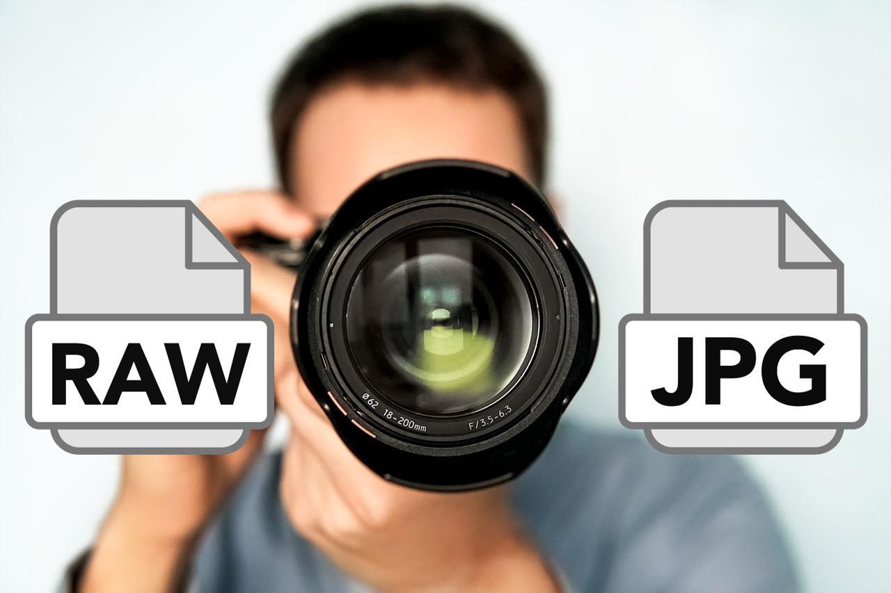 RAW vs JPG: Todo lo que Necesitas Saber