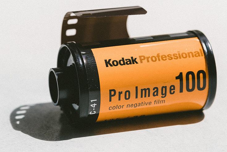 Carrete analógico Kodak Proimage