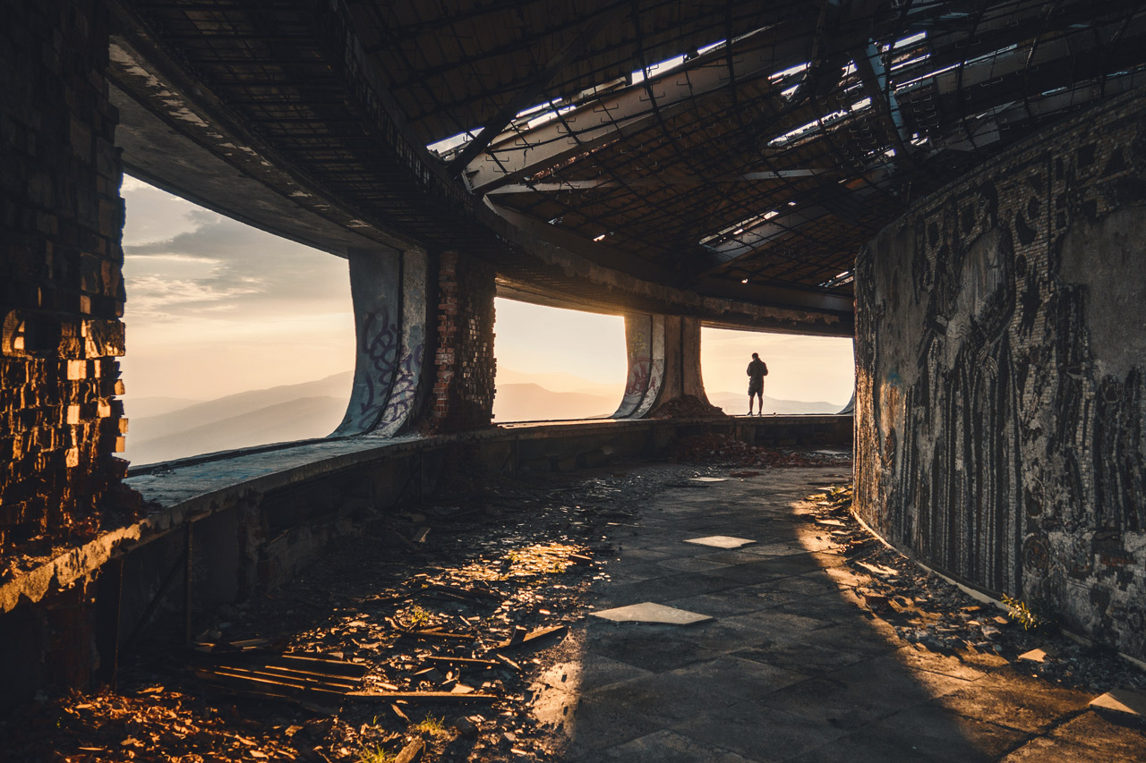 Despierta tu Pasión por el Urbex con estas 30 Fotos de Lugares Abandonados